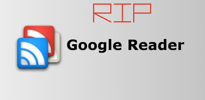 Rest In Peace Google Reader