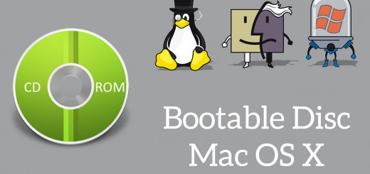 Bootable Disc On Mac