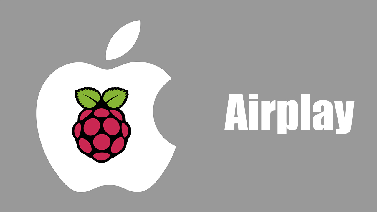 Airplay RPi