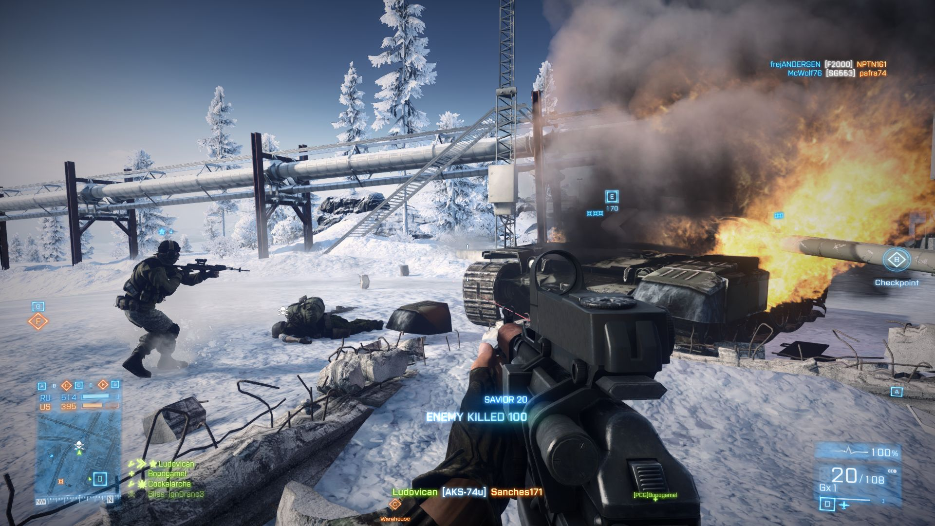 Battlefield 4 » Zone Telechargement (Original) - Site de ...
