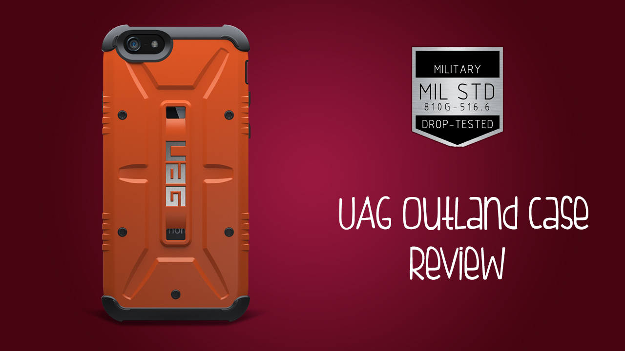 iPhone 6 Urabon Armor Gear Outland Case