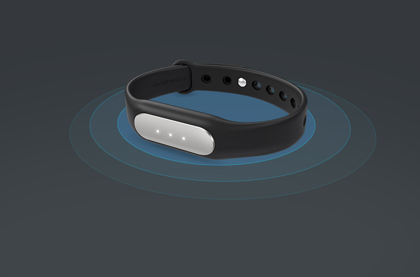 Locate The Mi Band