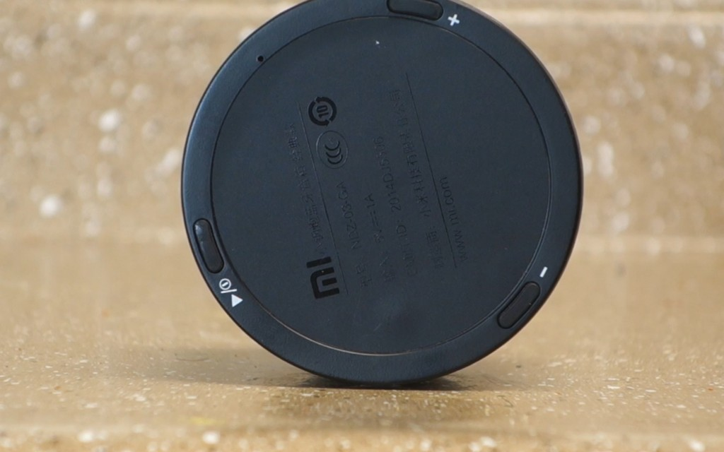 Xiaomi Bluetooth Speaker - Bottom